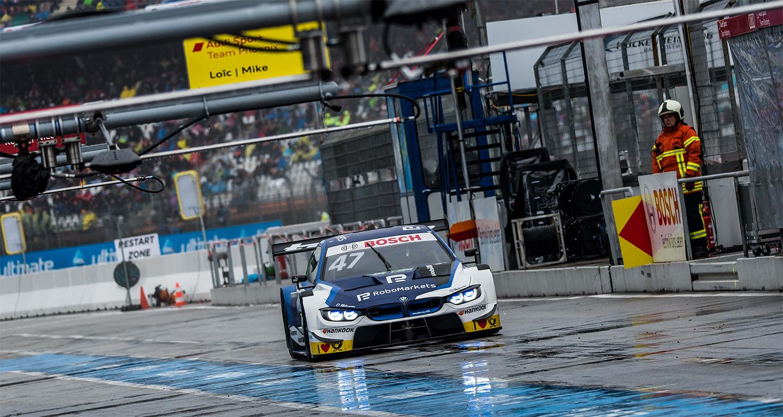 BMW M Motorsport together with RoboMarkets!